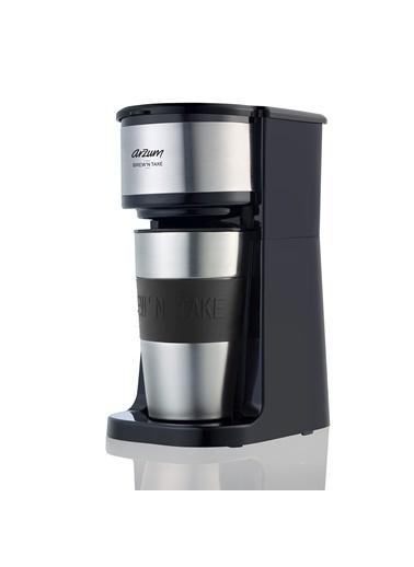 Arzum  Ar3058 Brew'N Take Kişisel Filtre Kahve Makinesi  Renkli